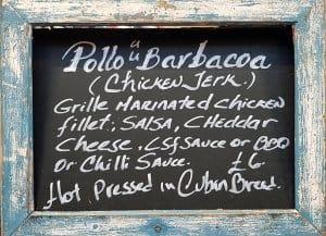 Cuban Sandwiches at St George's Market Belfast