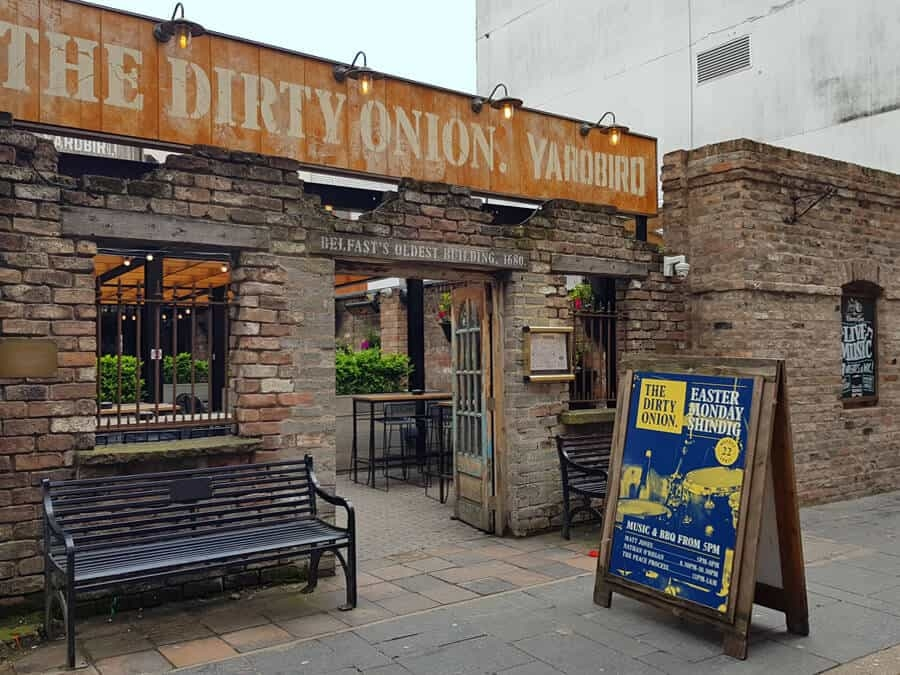 The Dirty Onion, Belfast, Northern Ireland