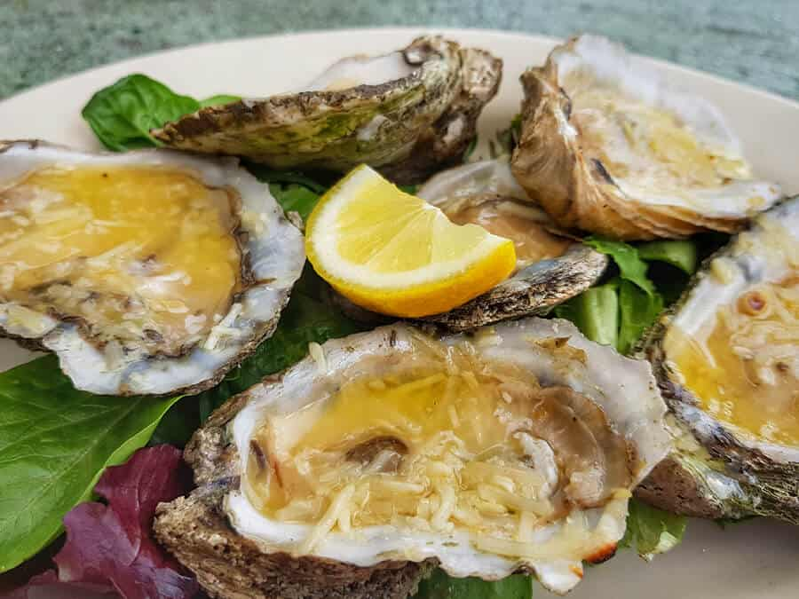Low Country Oysters