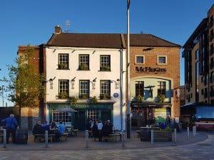 McHughes, Belfast's oldest pub