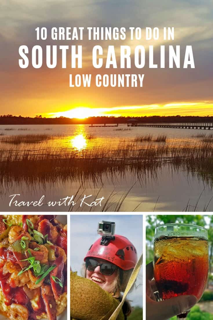 Ten great things to do in South Carolina's Low Country #SouthCarolina #LowCountry #USA