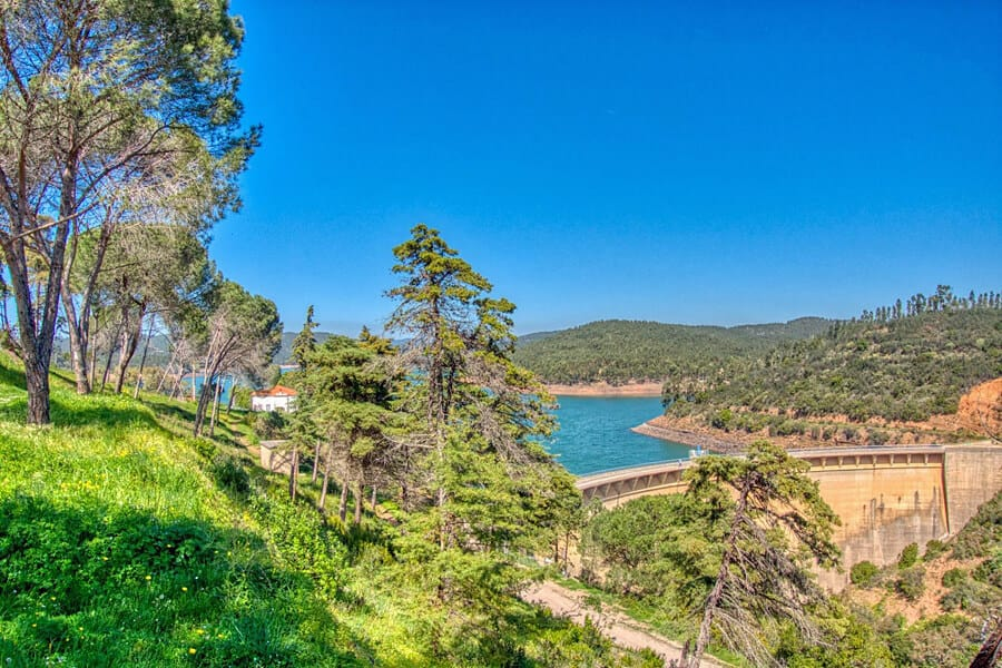 Barragem de Bravura trail by Jaillan Yehia