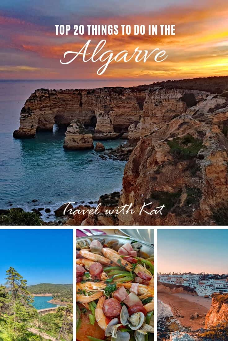 Top 20 things to do in the Algarve, Portugal