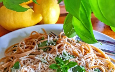 Lemon Spaghetti Recipe | A taste of the Amalfi coast with Travelsphere