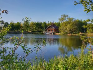 Lodges with hot tubs | Log House holidays | Cotswolds