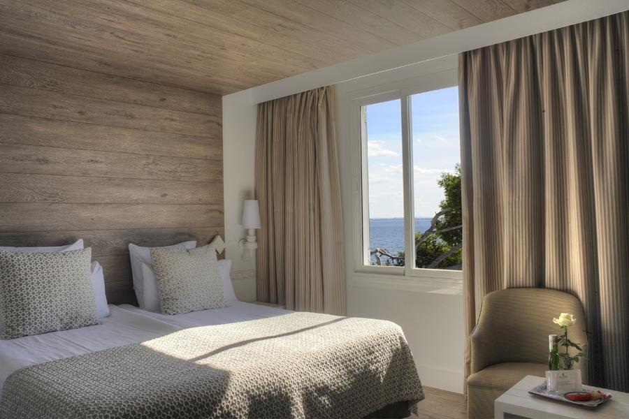 Bedroom at Hotel Bon Sol, Mallorca