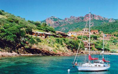 Scandola Nature Reserve, Corsica | Tourism versus climate change