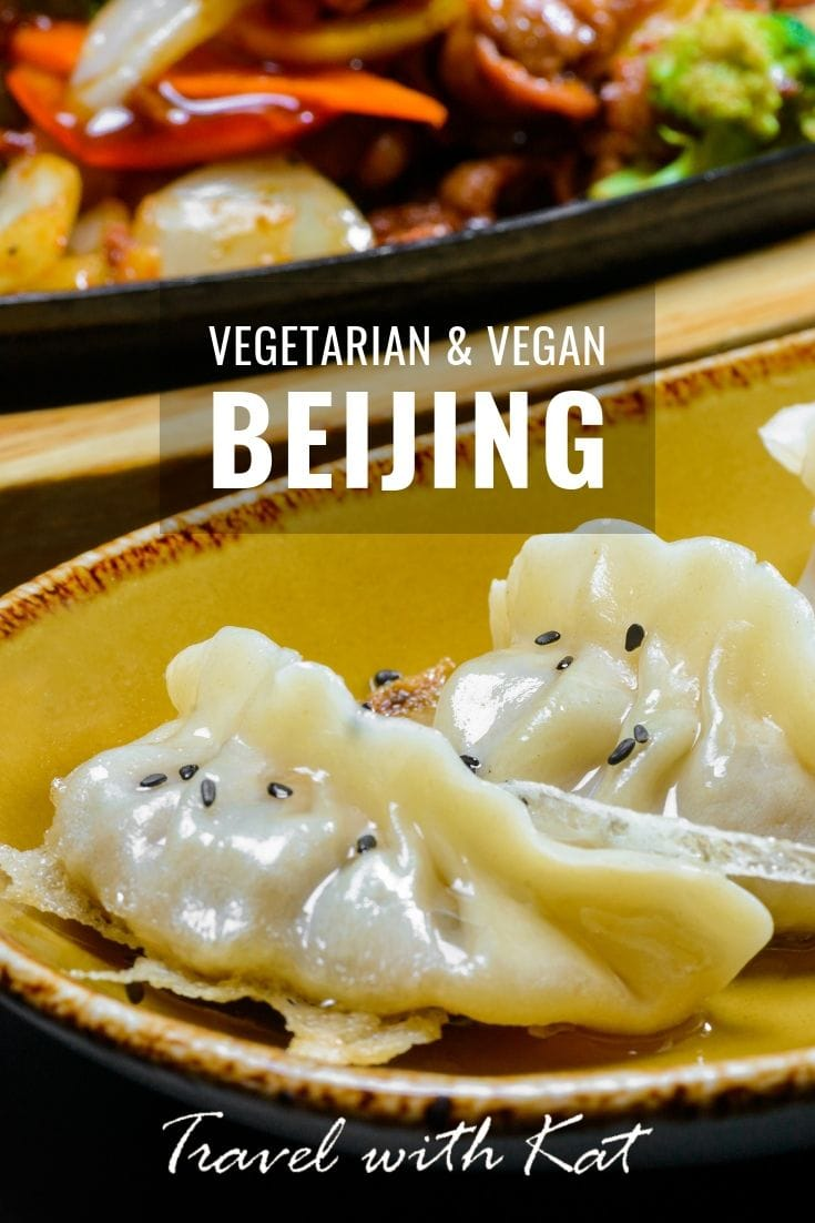 A guide to veggie-friendly, vegan and vegetarian restaurants in Beijing, China #Vegan #Vegetarian #Beijing #China #VeganRestaurants #VegetarianRestaurants