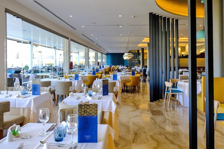 Zafiro Palace Palmanova, Mallorca_restaurant