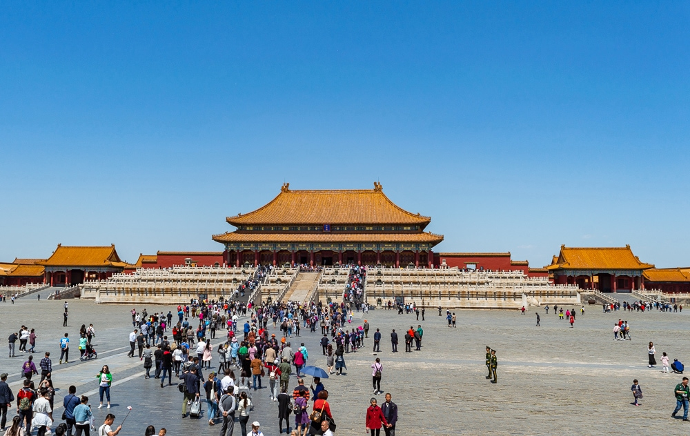Landmarks in China | Forbidden City, Beijing
