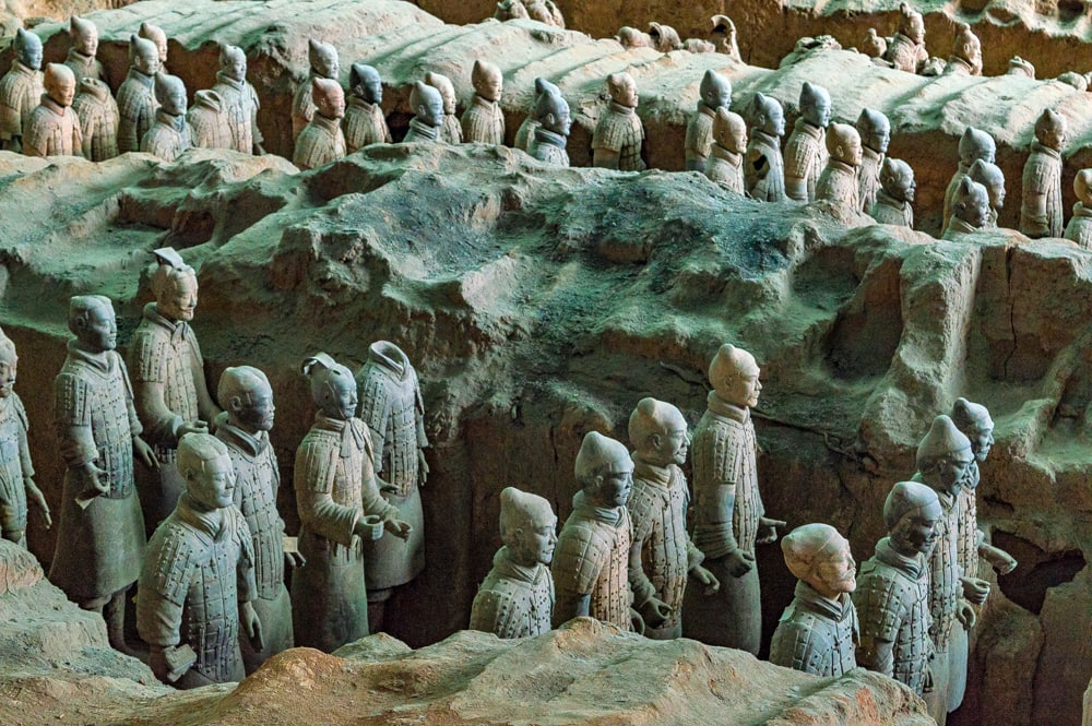 Places to visit in China | Terracotta Warriors