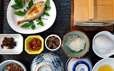 What is a traditional Japanese Breakfast?