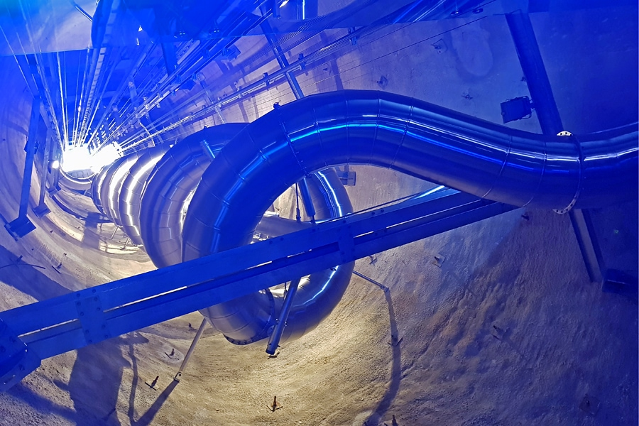 Schlossberg Rutsche | The Slide Graz
