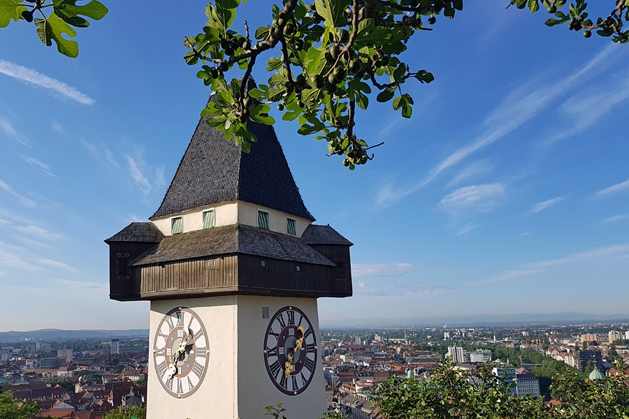 Uhrturm | Clock Tower