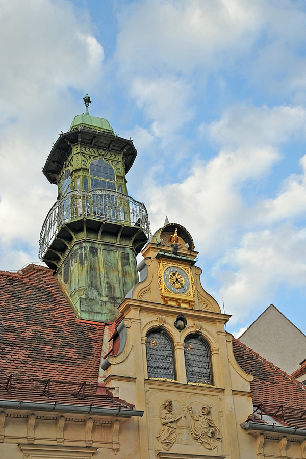 Glockenspiel, Graz, Austria