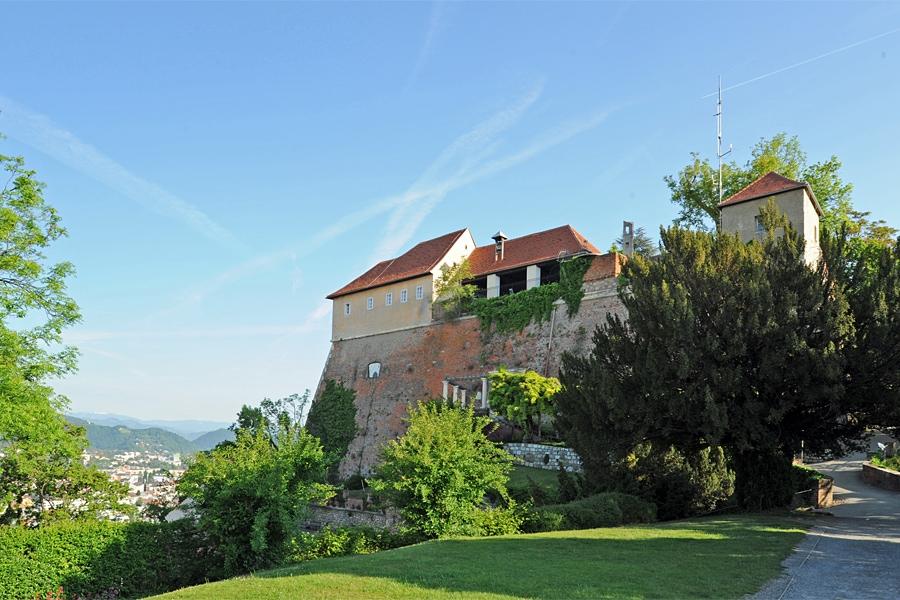 Stallbastei mit Kanonenhütte | Bastion