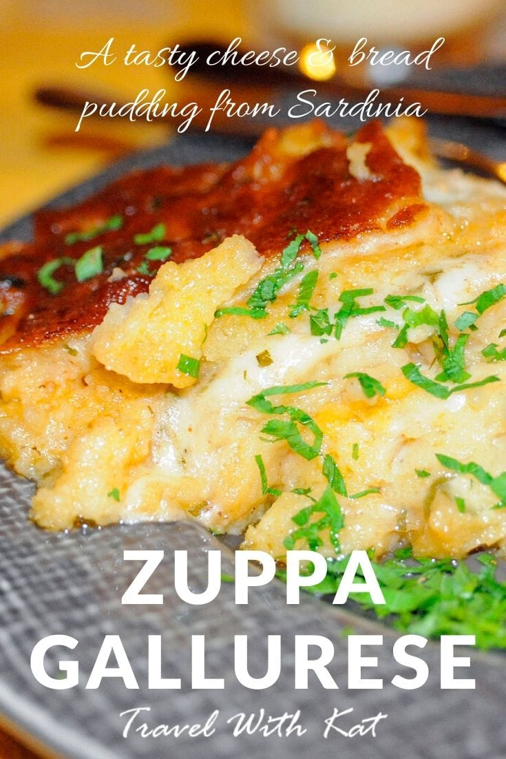Zuppa Gallurese Recipe from Sardinia, Italy