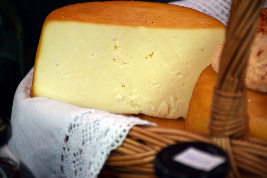 Croatian cheese, a must not miss feature of Croatian cuisine
