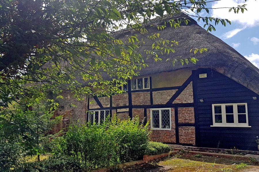 16th century Sussex cottage