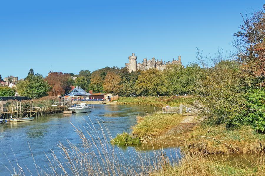 Arundel Castle by Kathryn Burrington