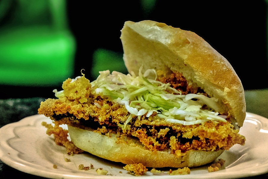 Cutlet Pao by Sudipto