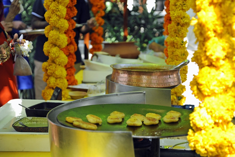 Chaat stalls, Goa