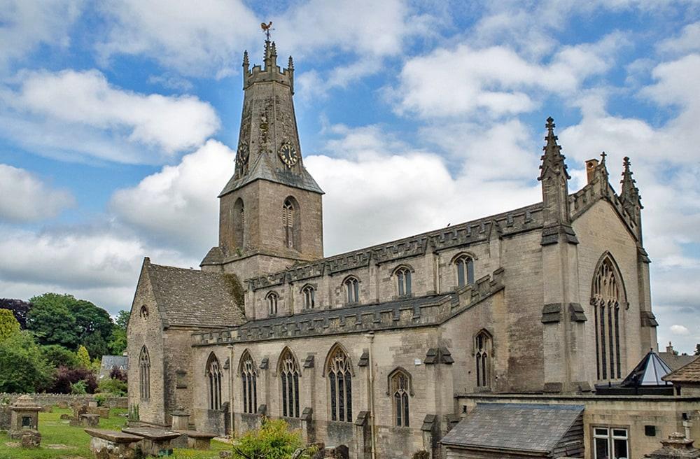 Minchinhampton Church