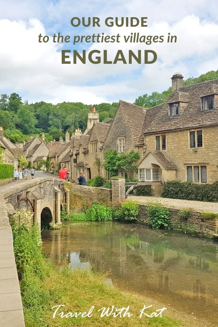 Where to find the prettiest villages in England