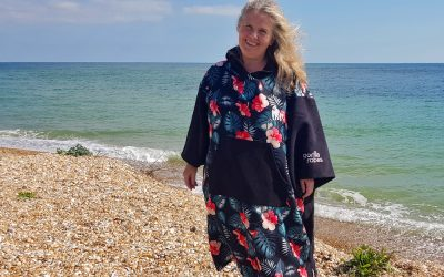 Gorilla's eco-friendly changing robe review